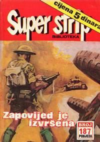 Super Strip Biblioteka br.187