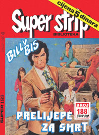 Super Strip Biblioteka br.188