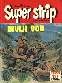 Super Strip Biblioteka br.191