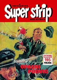 Super Strip Biblioteka br.195