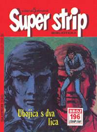 Super Strip Biblioteka br.196