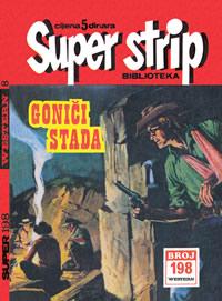 Super Strip Biblioteka br.198