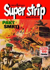 Super Strip Biblioteka br.199