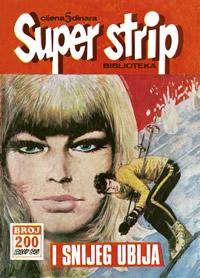 Super Strip Biblioteka br.200
