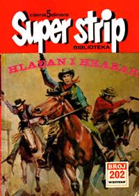 Super Strip Biblioteka br.202