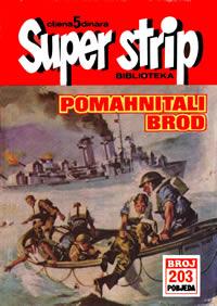 Super Strip Biblioteka br.203