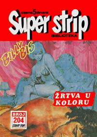 Super Strip Biblioteka br.204