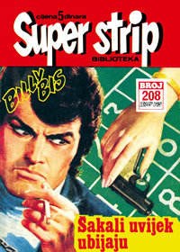 Super Strip Biblioteka br.208