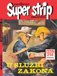 Super Strip Biblioteka br.210