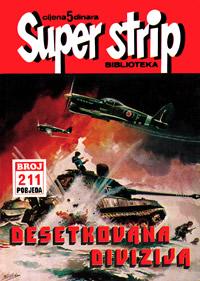 Super Strip Biblioteka br.211