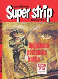 Super Strip Biblioteka br.214
