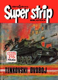 Super Strip Biblioteka br.215