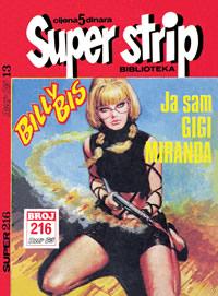 Super Strip Biblioteka br.216