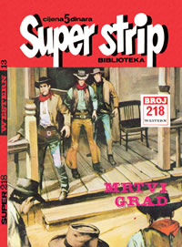 Super Strip Biblioteka br.218