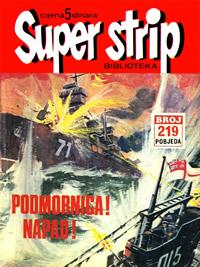 Super Strip Biblioteka br.219