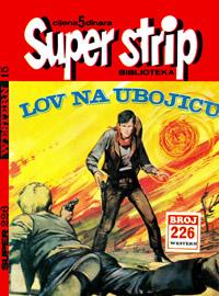 Super Strip Biblioteka br.226