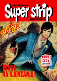 Super Strip Biblioteka br.232