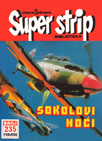 Super Strip Biblioteka br.235