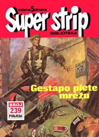 Super Strip Biblioteka br.239