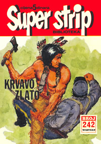 Super Strip Biblioteka br.242