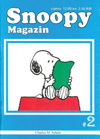 Snoopy Magazin br.02