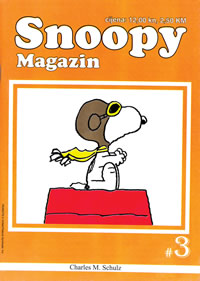 Snoopy Magazin br.03