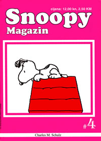 Snoopy Magazin br.04