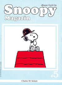 Snoopy Magazin br.05