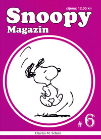 Snoopy Magazin br.06