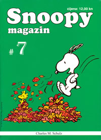 Snoopy Magazin br.07