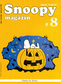 Snoopy Magazin br.08