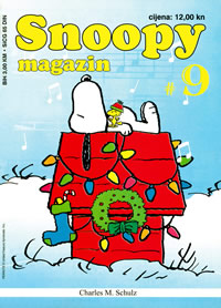 Snoopy Magazin br.09