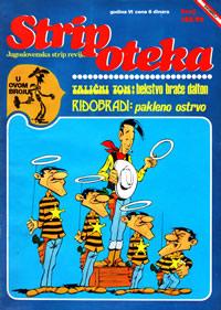 Stripoteka br. 0158-0159