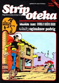 Stripoteka br. 0160-0161