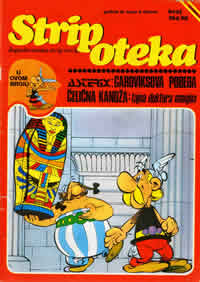 Stripoteka br.0164-0165