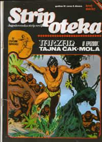 Stripoteka br.0166-0167