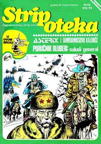 Stripoteka br.0172-0173