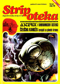 Stripoteka br.0174-0175
