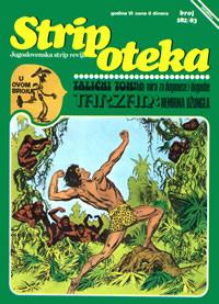 Stripoteka br. 0182-0183