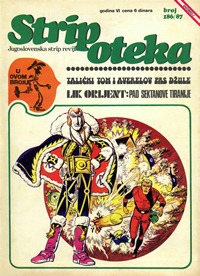 Stripoteka br.0186-0187