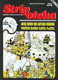 Stripoteka br.0194-0195