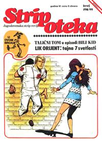 Stripoteka br.0198-0199