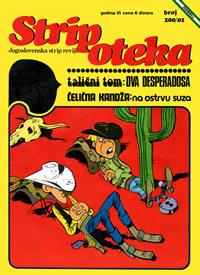 Stripoteka br. 0200-0201