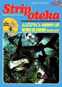 Stripoteka br. 0204-0205