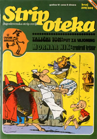 Stripoteka br.0208-0209