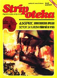 Stripoteka br.0214-0215