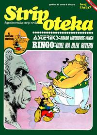 Stripoteka br. 0216-0217
