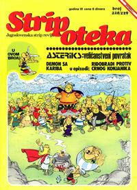 Stripoteka br.0228-0229