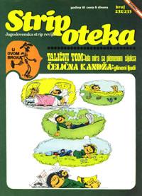 Stripoteka br. 0232-0233