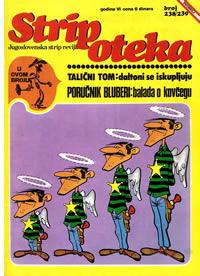 Stripoteka br.0238-0239